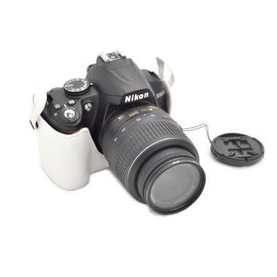 ONE OS-D3000W Leathercase voor de Nikon D3000