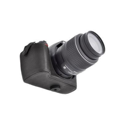 ONE OS-D3000B Leathercase voor de Nikon D3000