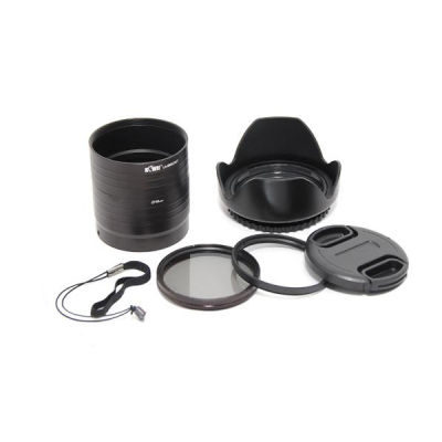 Kiwi Lens Adapter Kit voor Canon SX 210 IS