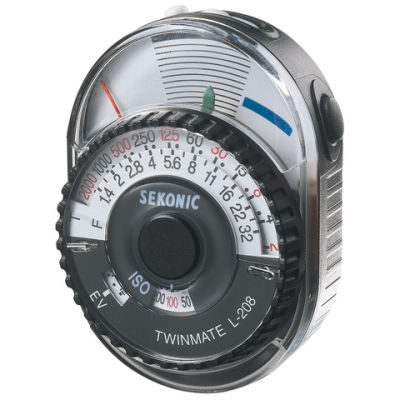 Sekonic L-208 Twinmate Lichtmeter