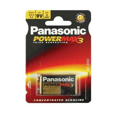 Panasonic ProPower 6LR61 batterij 9 Volt