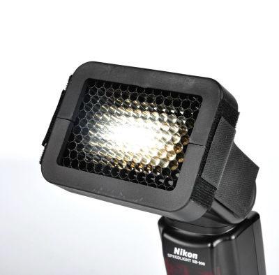 Micnova MQ-FW02 1/4 Speed Grid voor Flashgun