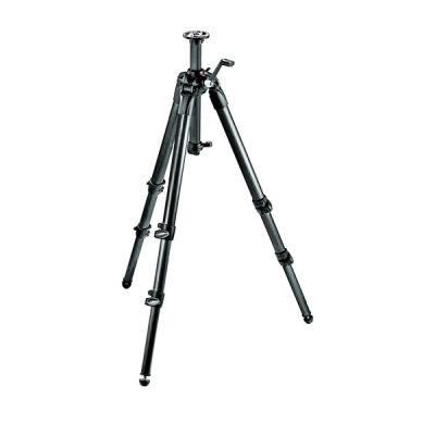 Manfrotto MT057C3-G Carbon Tripod 3 Sections Gear