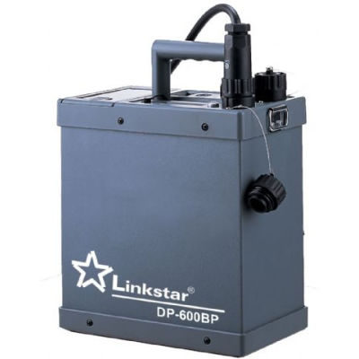 Linkstar Accubehuizing met lader DP-600BP