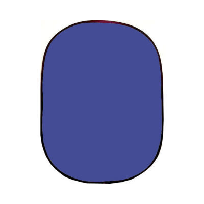 Linkstar Achtergrond Board Blauw 148x200cm