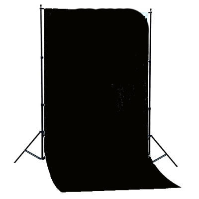 Linkstar Achtergrond Systeem BSK-2016B + Zwart doek