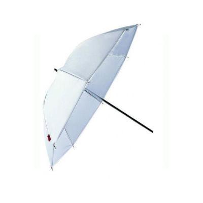 Linkstar Flitsparaplu PUR-102T Diffuus Wit 120cm