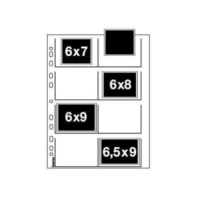 Hama Negatiefbladen 6x7-9.5/a4 25stuks
