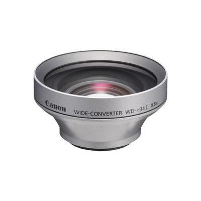Canon WD-H34II Groothoek-converter
