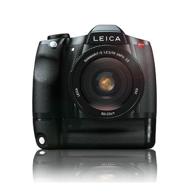 Leica S2 Battery Grip