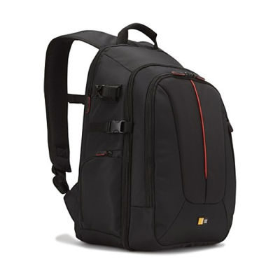 Case Logic DSLR Camera / Laptop Backpack DCB-309 Zwart