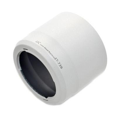 JJC ET-73B Canon Zonnekap Wit
