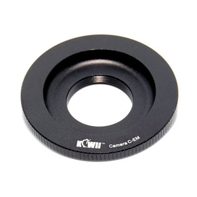 Kiwi Photo Lens Mount Adapter Camera C-EM