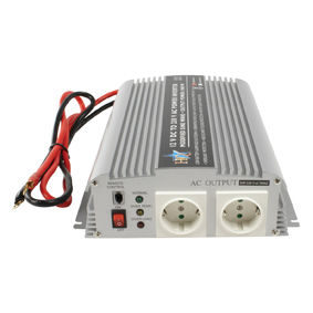 HQ Omvormer 1000W (12-230V)