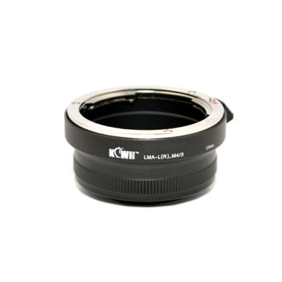 Kiwi Photo Lens Mount Adapter LMA-L(R)-M4/3