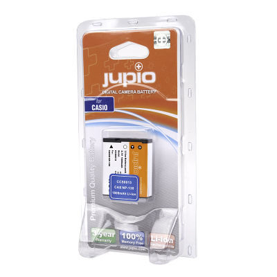 Casio NP-130 accu (Merk Jupio)