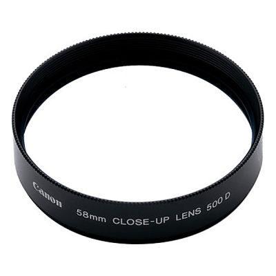 Canon Close-Up Lens 77mm 500D