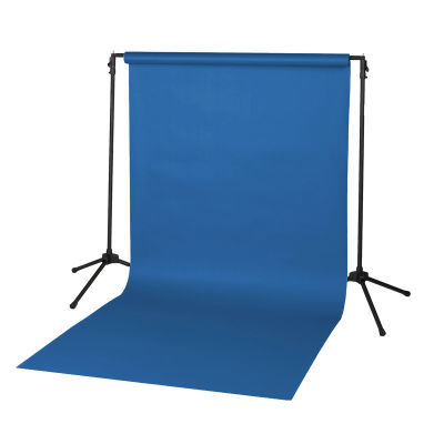 Savage Achtergrondrol Chroma Key Studio Blue (nr 58) 2.75m x 11m (2963158)