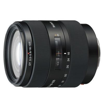 Sony 16-105mm DT f/3.5-5.6 objectief