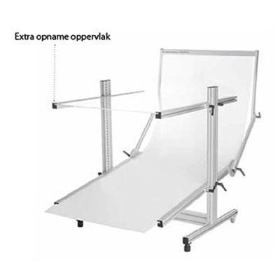 Elinchrom Optional Tray met Plexi voor Multi-Table