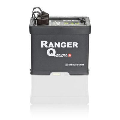 Elinchrom Powerpack Ranger Quadra zonder accu