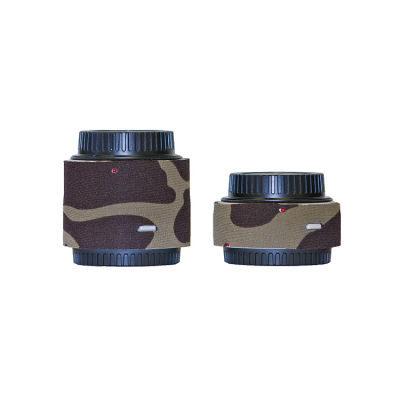 LensCoat voor Canon Extender Set III Legergroen