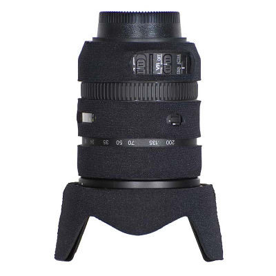 LensCoat voor Nikon 18-200 VRII Zwart