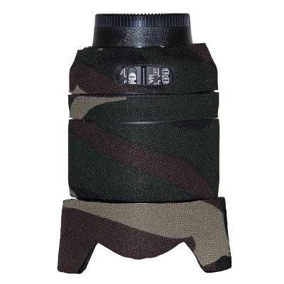 LensCoat voor Nikon 18-105 VR 3.5-5.6G Legergroen