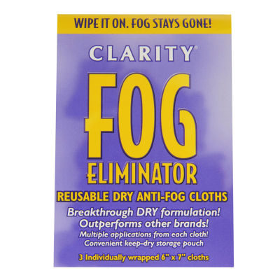 Zacuto Clarity Fog Eliminator 3 pack