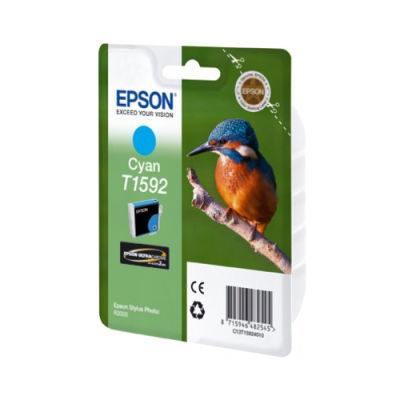 Epson Inktpatroon T1592 Cyan (origineel)