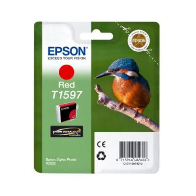 Epson Inktpatroon T1597 Red (origineel)