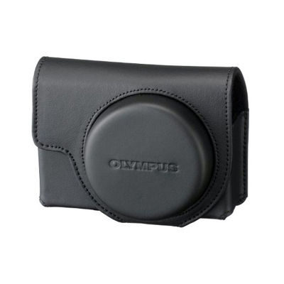 Olympus CSCH-84 Black Leather Case voor de XZ-1