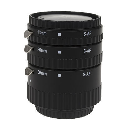 Meike Extension Tube set - Sony Alpha/Minolta Economy