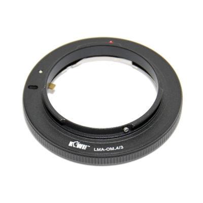 Kiwi Photo Lens Mount Adapter (LMA-OM_4/3)