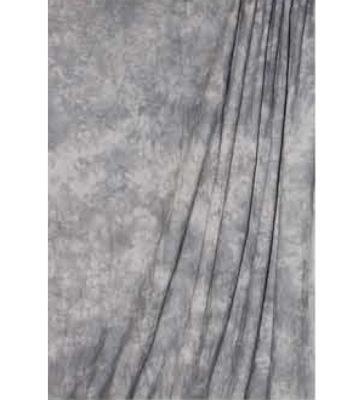 Savage Crushed Muslin Achtergronddoek 3.04 x 7.30 meter Grey Skies