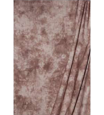 Savage Crushed Muslin Achtergronddoek 3.04 x 7.30 meter Autumn Brown