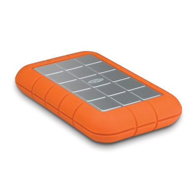 LaCie Rugged Triple 500GB USB 3.0 (7200 rpm) externe harde schijf