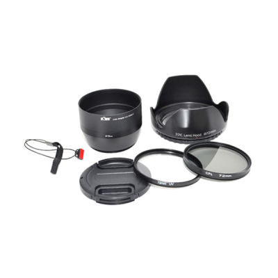 Kiwi Lens Adapter Kit voor Sony DSC-HX1 - 72mm