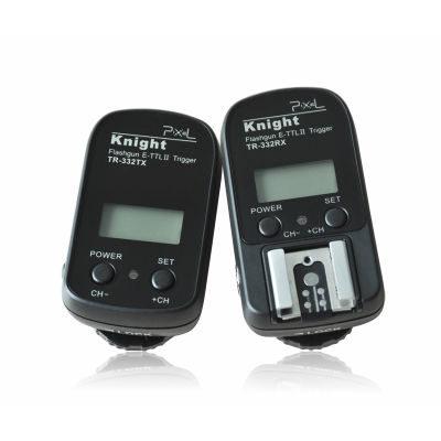 Pixel Knight E-TTL set voor Canon