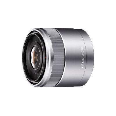 Sony NEX 30mm f/3.5 objectief