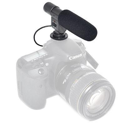 JJC MIC-1 Stereo Electret Condenser Microphone