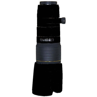 LensCoat voor Sigma 100-300 Zwart
