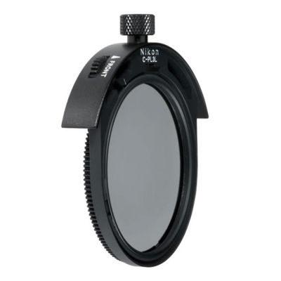 Nikon 52mm Slip-in Circular Polarizing Filter C-PL3L
