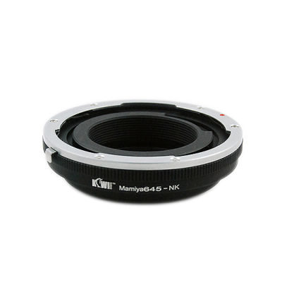 Kiwi Photo Lens Mount Adapter (Mamiya645 - NK)