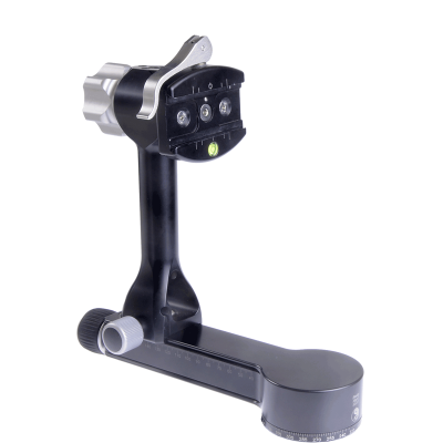 Really Right Stuff PG-02 LLR Pano-Gimbal Head with B2-LLR-II