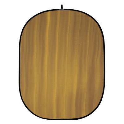 Botero Opvouwbare Achtergrond 150 x 200cm (Brown/Yellow nr.067)