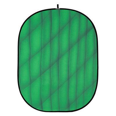 Botero Opvouwbare Achtergrond 150 x 200cm (Green/Dark Green nr.074)