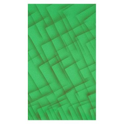 Botero Muslin Achtergronddoek 316 x 700cm Green/Brown nr. 075
