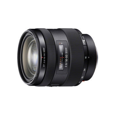 Sony 16-50mm f/2.8 DT SSM objectief