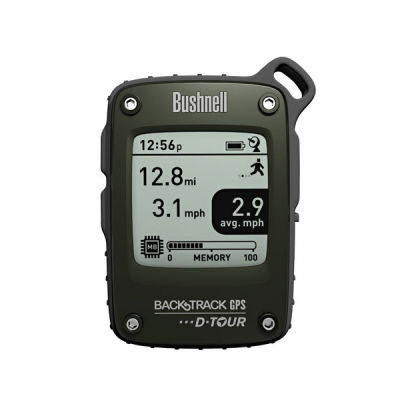 Bushnell BackTrack D-Tour Groen